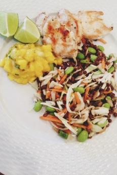 lentil meal